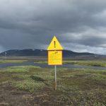 Vorsicht bei Wasserdurchfahrten