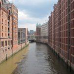 Flanieren durch Hamburg