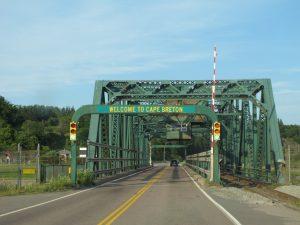 Auf geht's nach Cape Breton