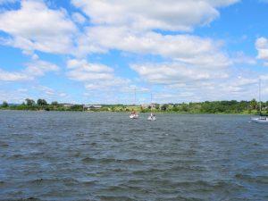 Die Aussicht auf kleine Häfen begleitet uns durch ganz Nova Scotia
