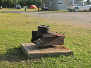 Dutch Oven in Aktion