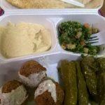 Schlemmen beim libanesichen Fest