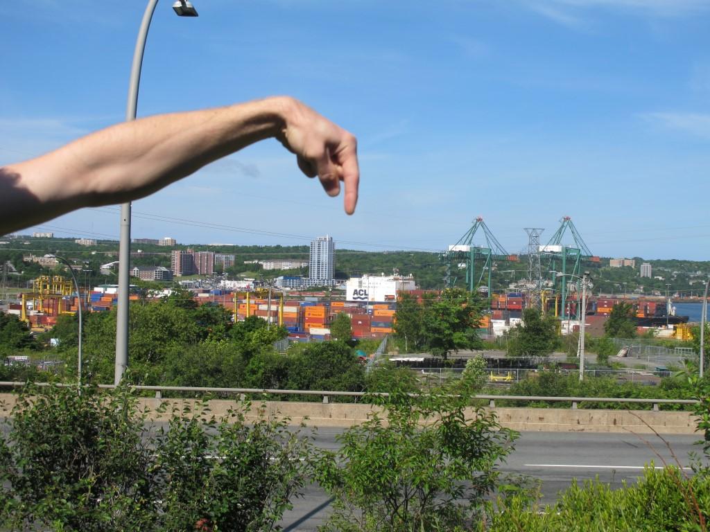 Die Atlantic Concert im Hafen von Halifax