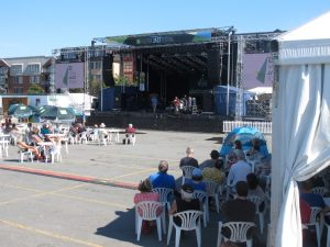 Jazzfestival in Halifax