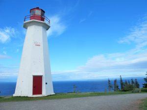 Leuchtturm am Cape George - Northumberland Shore