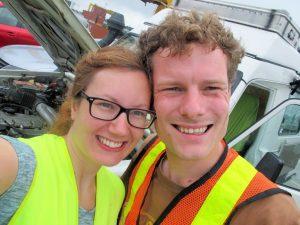 Wiedersehen mit dem Hottahü im Hafen von Halifax