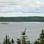 Der letzte Eisberg vor St. Anthony