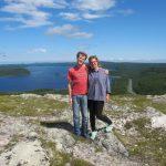 Terra Nova Nationalpark - Aussicht auf weite Meereinbuchtungen