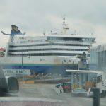 Unsere Fähre nach Neufundland