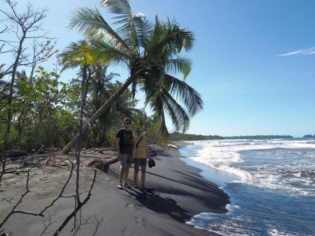 Costa Rica hat natürlich auch viele Strände, an denen man wunderbar spazieren gehen kann