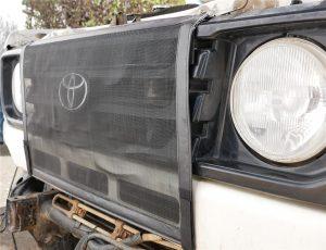 Toyota Land Cruiser J7 Kühlernetz