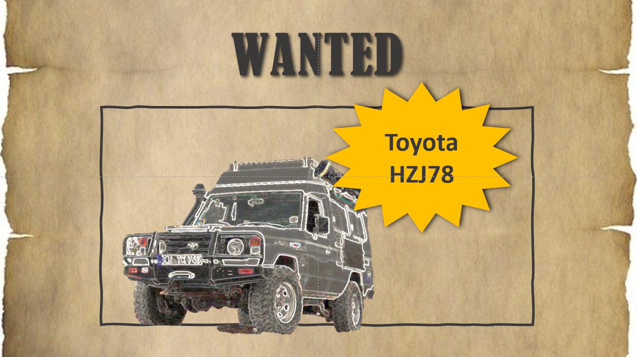 Kaufberatung Toyota LandCruiser J7 HZJ